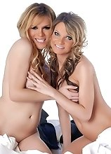 Fabulous Tgirls Jesse And Kelly Shore Having Fun