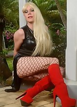 Mistress in Boots