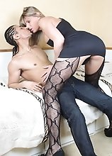 Horny Angelina having sweet sex with Marcus